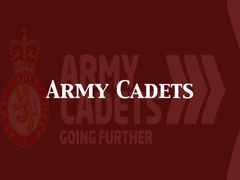 Army Cadets In Sussex Category Default Image.001