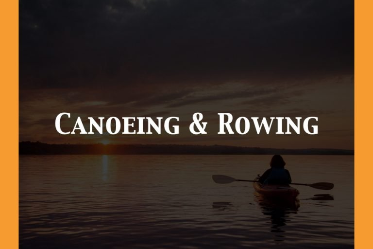 Canoeing & Rowing In Sussex Category Default Image.001