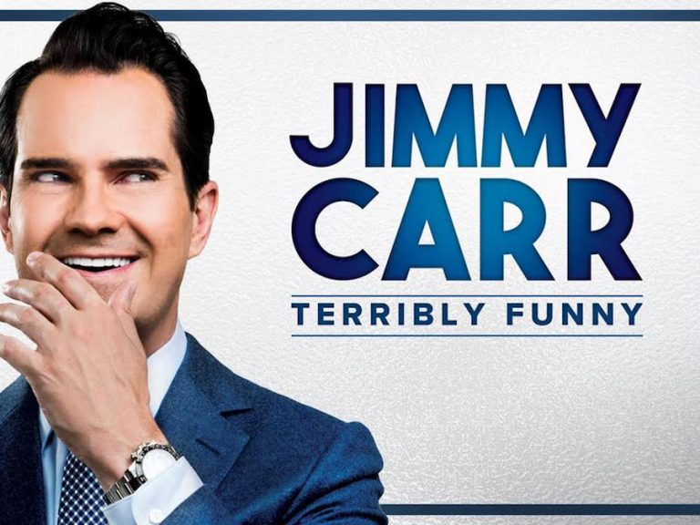Jimmy Carr – Terribly Funny At Assembly Hall