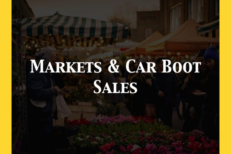 Markets & Car Boot Sales In Sussex Category Default Image.001