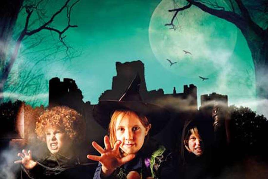 Spooky Battle Abbey