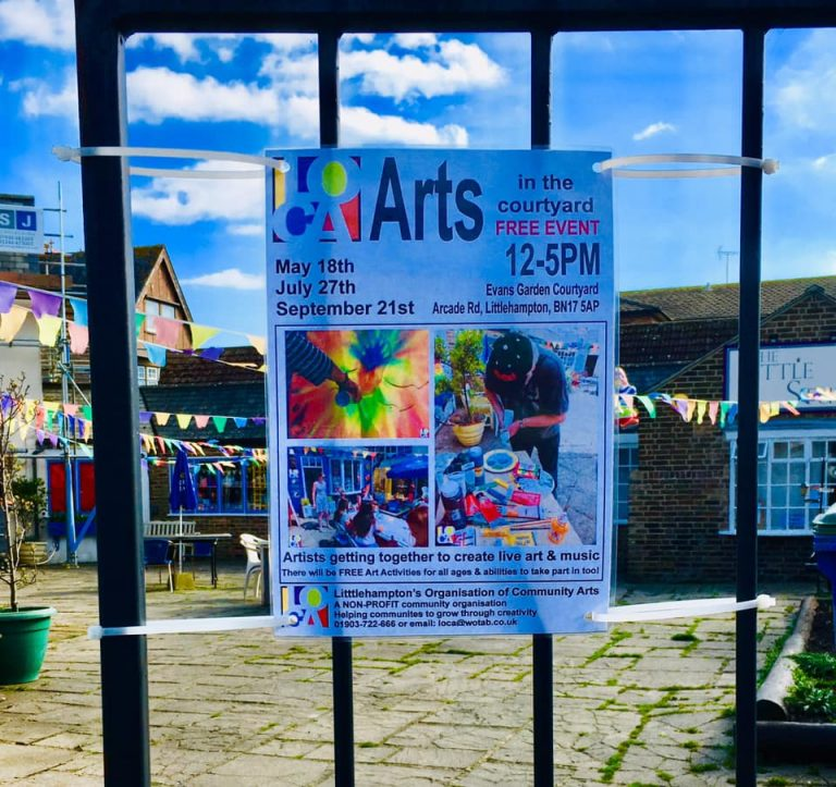 Littlehampton\'s Organisation of Community Arts