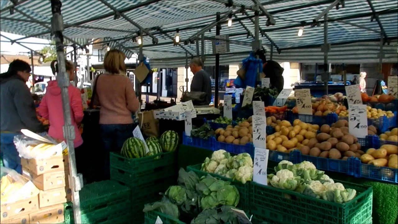 Crawley Market