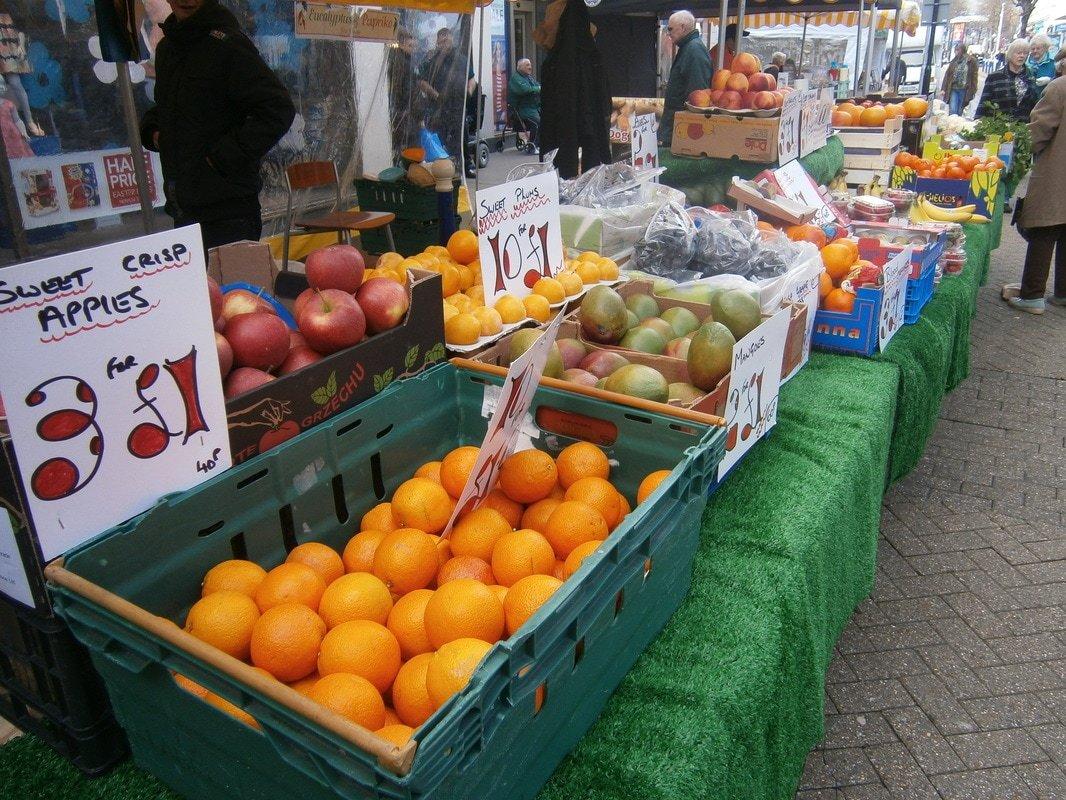 Eastbourne Borough Market