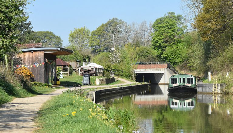 Loxwood Canal Centre