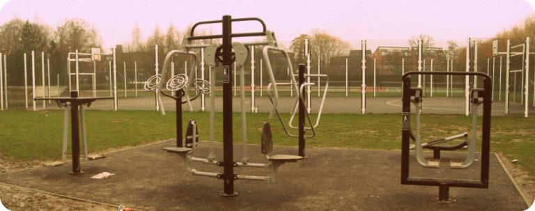 Tilgate Park Outdoor Gym