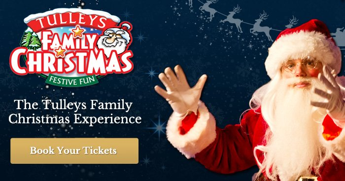 Tulleys Farm Christmas Experience