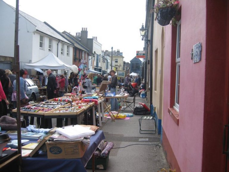 Upper Gardner Street Saturday Market