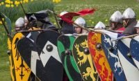 12th Century Knights at Arundel Castle