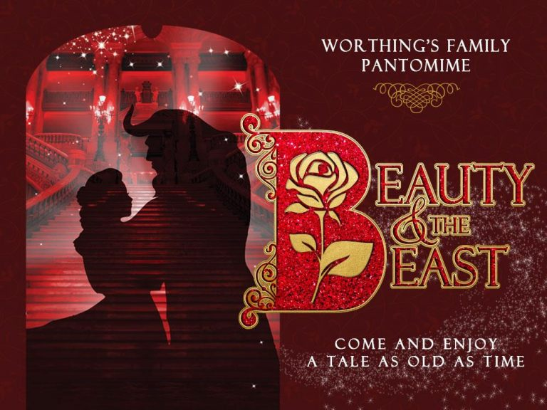 Beauty and The Beast Pantomime at Pavilion Theatre