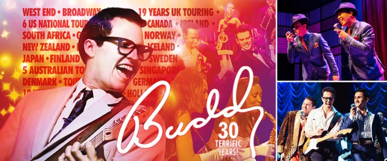 Buddy - The Buddy Holly Story! at White Rock Theatre