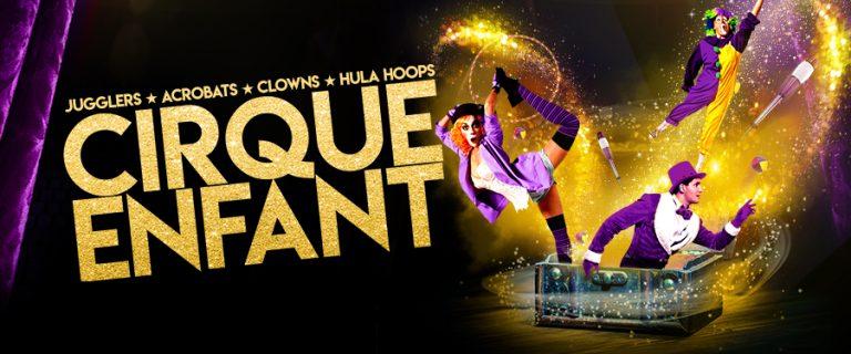 Cirque Enfant at White Rock Theatre