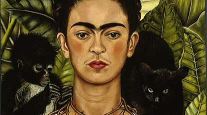 Exhibition on Screen: Frida Kahlo at The Hawth