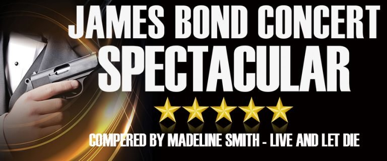 James Bond Concert Spectacular at White Rock Theatre