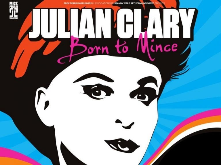 Julian Clary at Pavilion Theatre