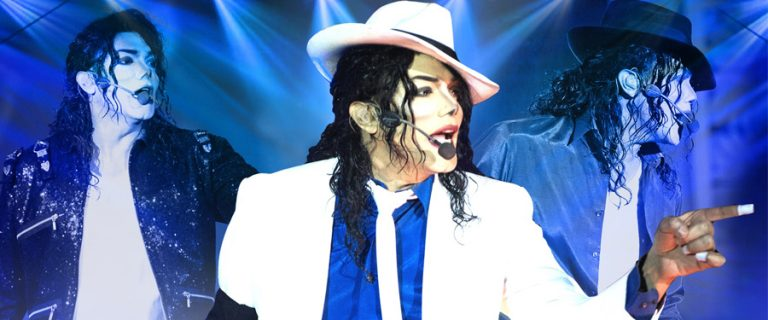 King of Pop at White Rock Theatre
