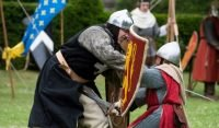 Knights Tournament at Arundel Castle
