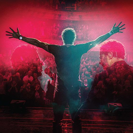 Lionel - A Tribute to Lionel Richie at Congress Theatre