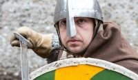 Living History Day in May at Arundel Castle
