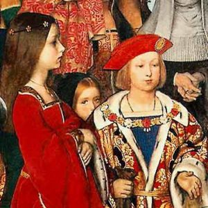 Lords and Ladies at Anne of Cleves House