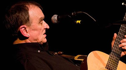 Martin Carthy at The Hawth
