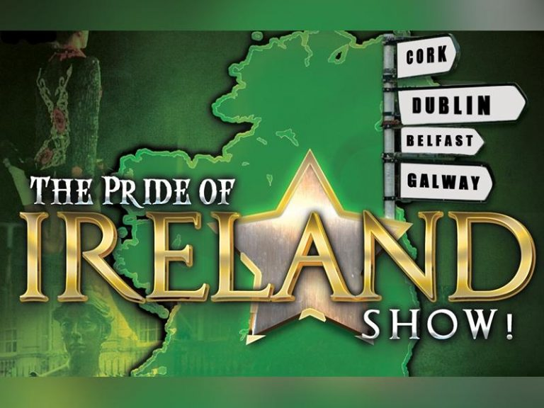 Pride of Ireland at White Rock Theatre