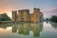 Step into Dragons' Wood at Bodiam Castle