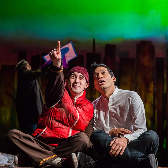 The Kite Runner at Devonshire Park Theatre