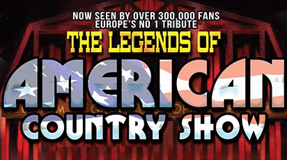 The Legends of American Country Show at The Hawth