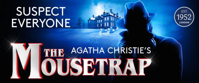 The Mousetrap at White Rock Theatre
