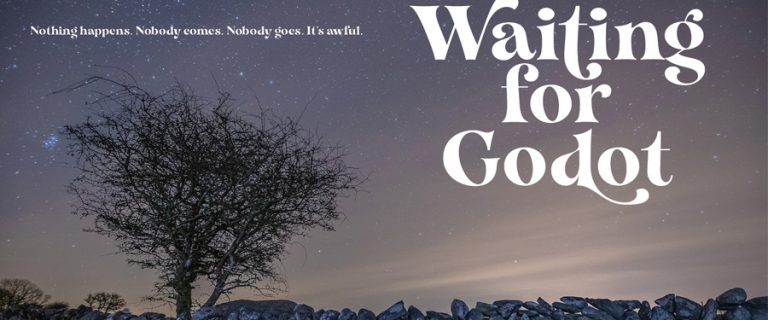 Waiting For Godot at White Rock Theatre