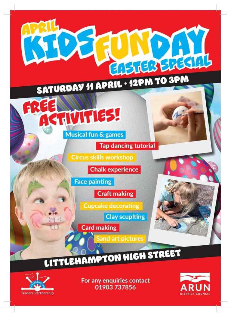Easter Kids Fun Day