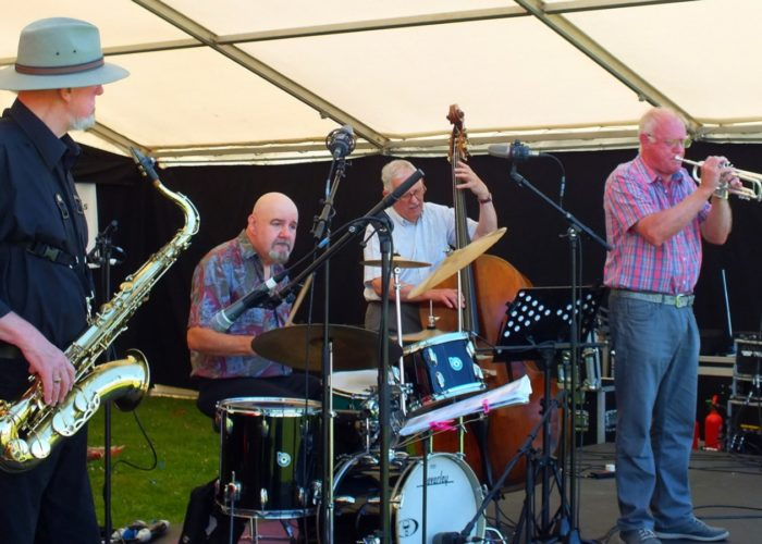 An Evening of Jazz with Quintessential Live at The Stage by the Sea
