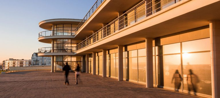Architecture Tour of De La Warr Pavilion