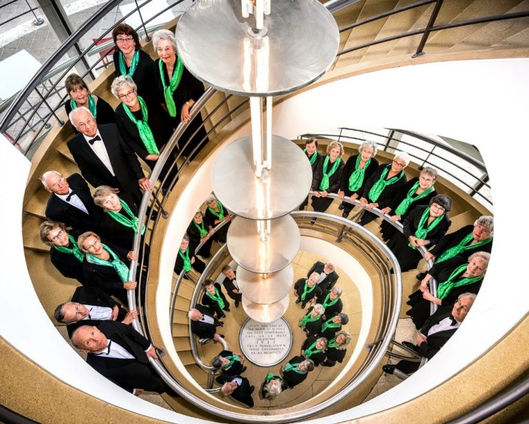 Bexhill Choral Society at De La Warr Pavilion