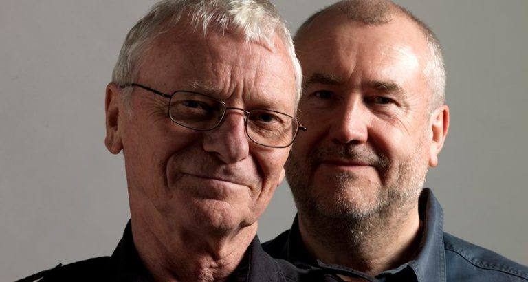 Billy Mitchell & Bob Fox at Chequer Mead Theatre