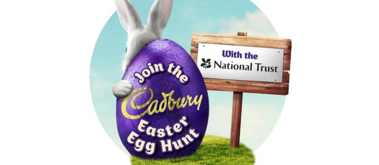 Cadbury Easter Egg Hunt at Birling Gap