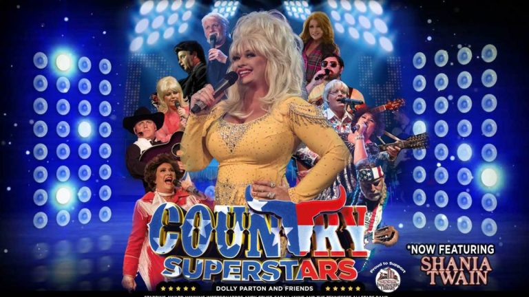 Country Superstars at Chequer Mead Theatre