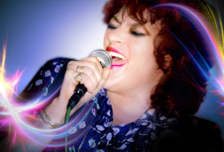 Dana Gillespie and the London Blues Bandat Ropetackle Arts Centre