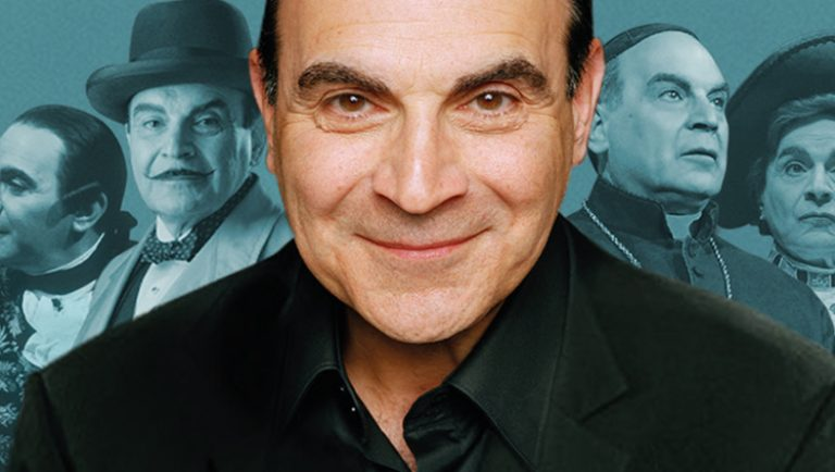 David Suchet Poirot and Me at Chichester Festival Theatre