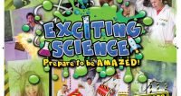 Exciting Science at Chequer Mead Theatre
