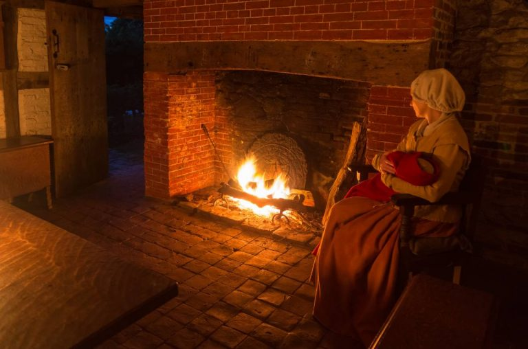 Fire & Light at Weald & Downland Museum