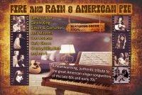 Fire & Rain & American Pie at Chequer Mead Theatre