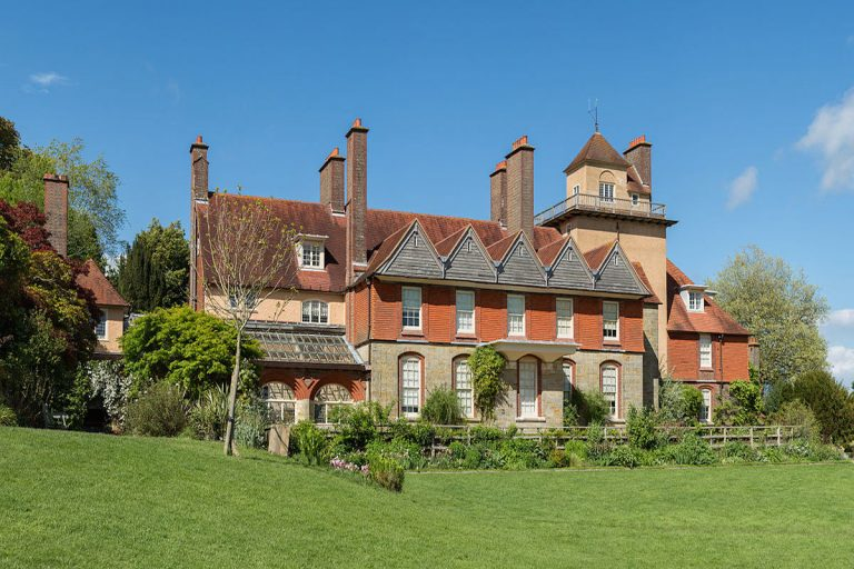 Forest Bathing at Standen House & Garden