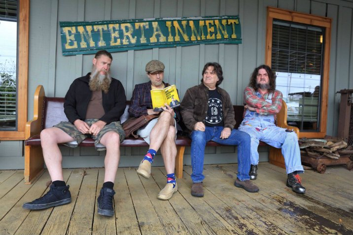Hayseed Dixie + support from 8 Ball Aitkenat Ropetackle Arts Centre