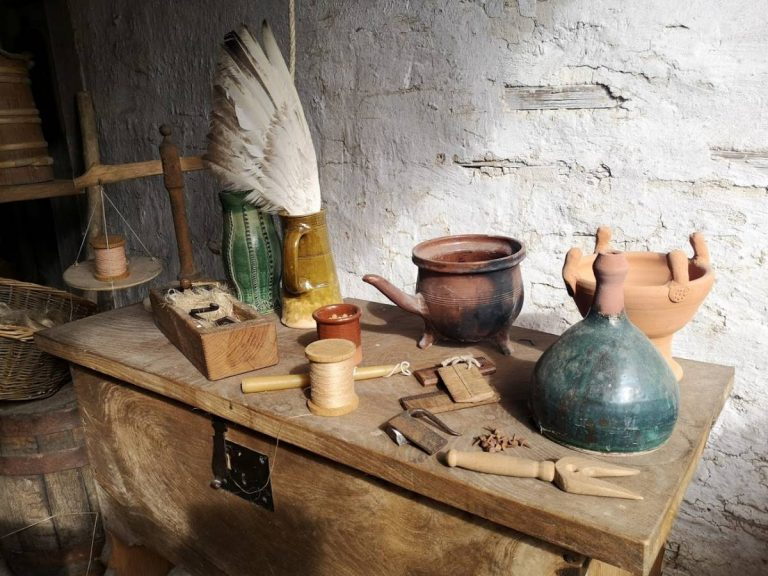 Historic Life Weekend: Treasured Objects at Weald & Downland Museum