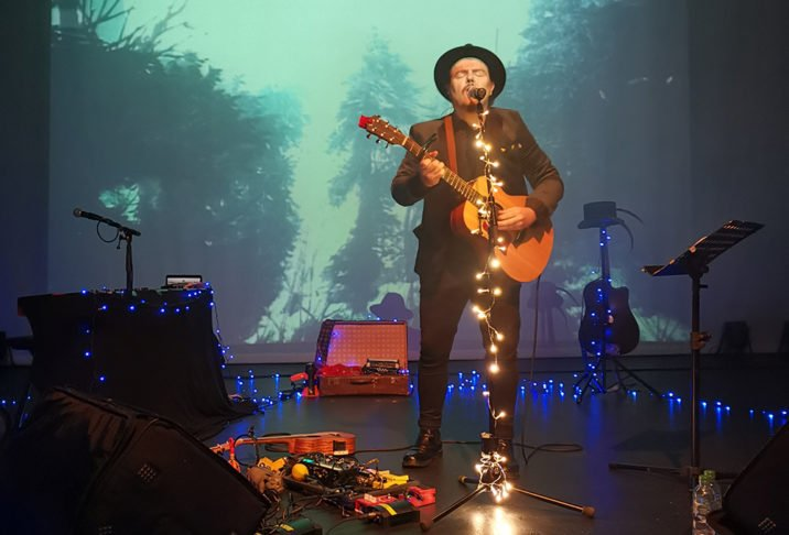 Jack Lukeman at Ropetackle Arts Centre