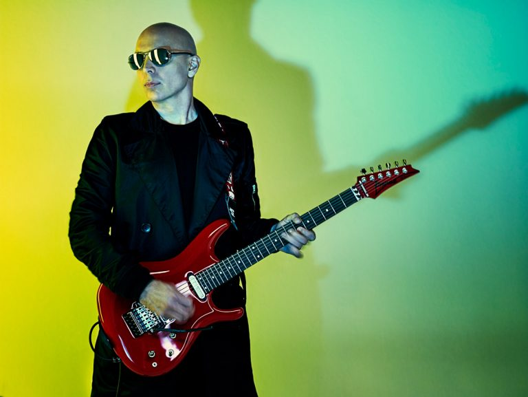 Joe Satriani at De La Warr Pavilion