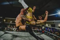 Live Wrestling at Chequer Mead Theatre