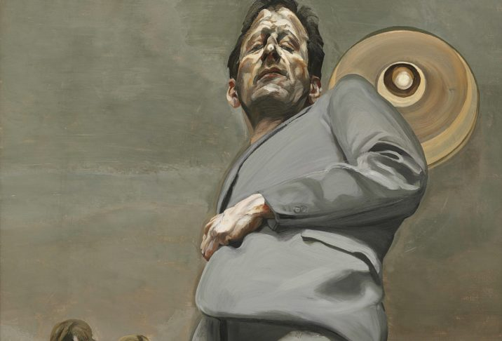 Lucian Freud: A Self Portrait